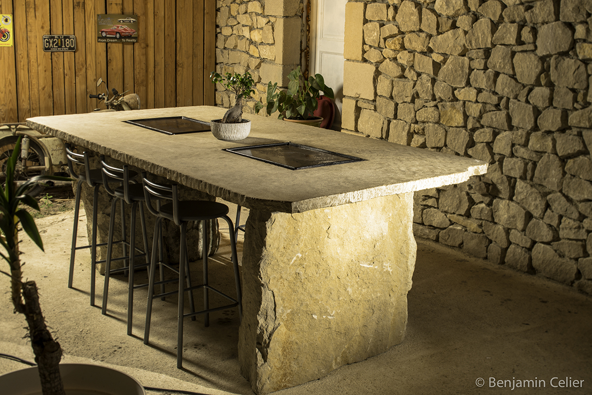 table plancha excellent table plancha with table plancha great table en mtal pour plancha with. Black Bedroom Furniture Sets. Home Design Ideas